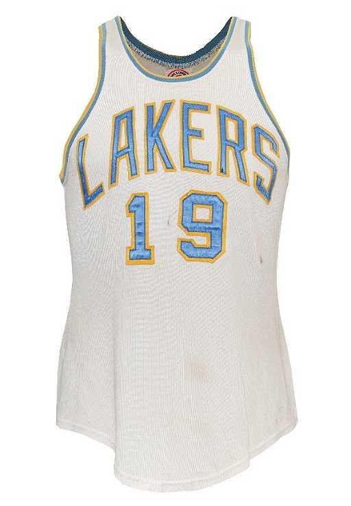 e2b82f86a2cf 20  Mid 1950 s Vern Mikkelsen Minneapolis Lakers Game-U