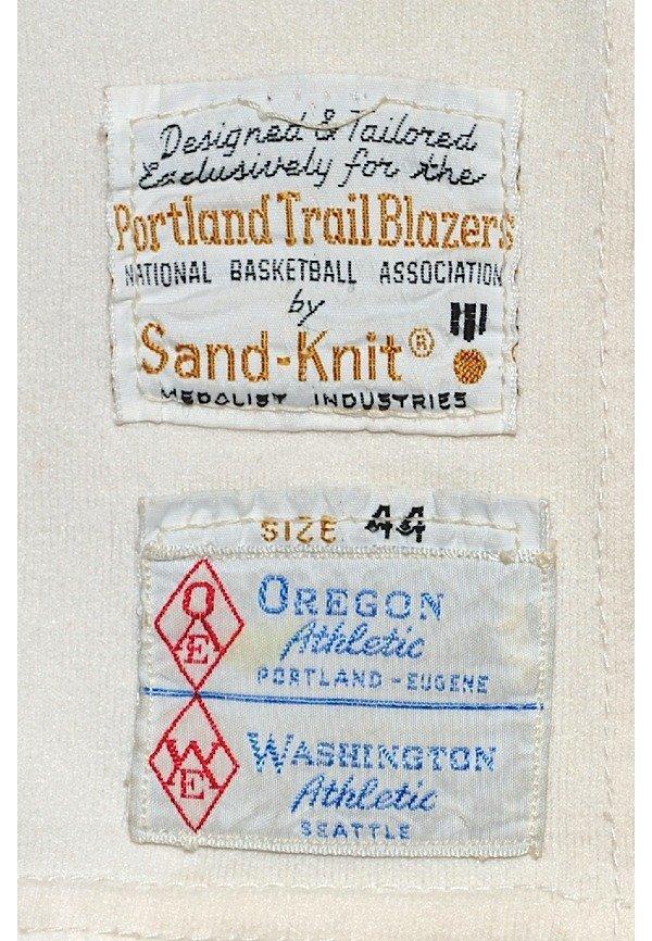 75: 1974-75 Bill Walton Rookie Portland Trailblazers Ga - 4