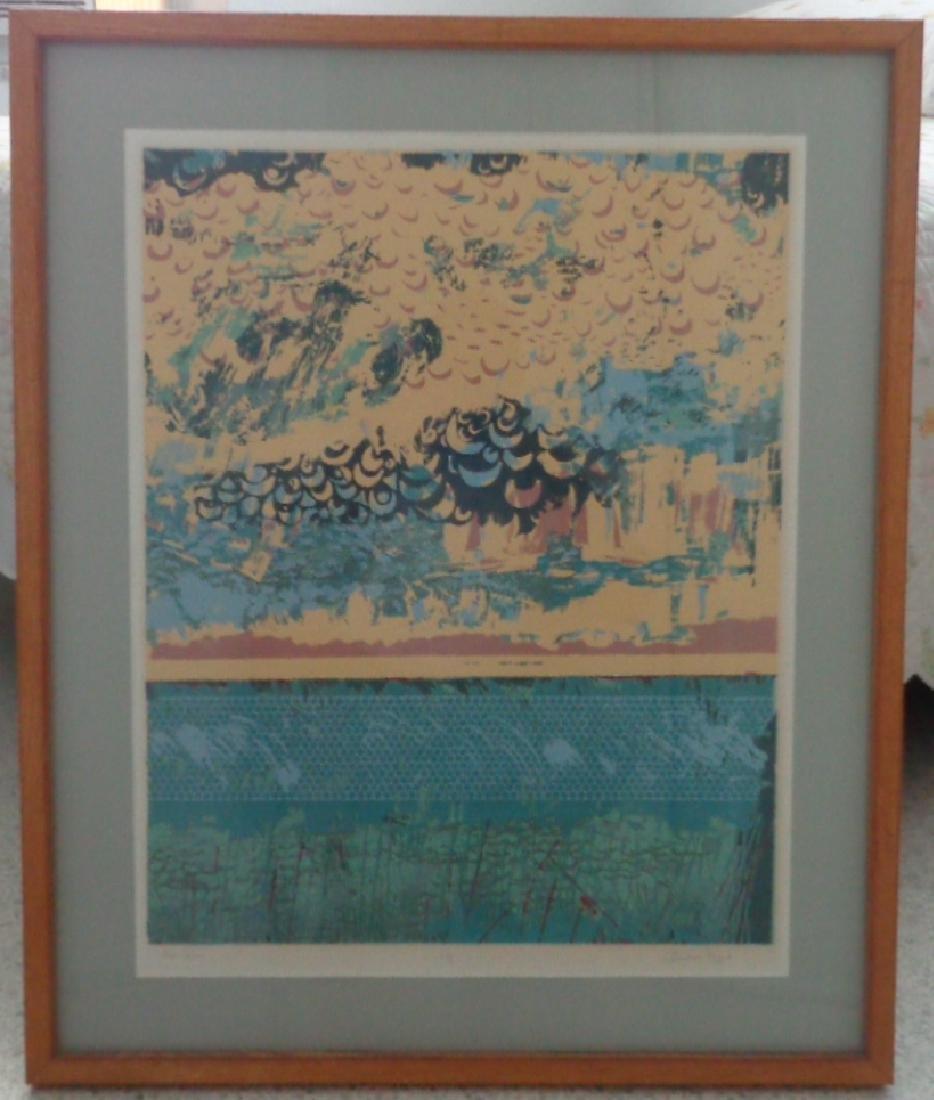 "Original VTG Andrea Page"" Moon Shine"" Frame"