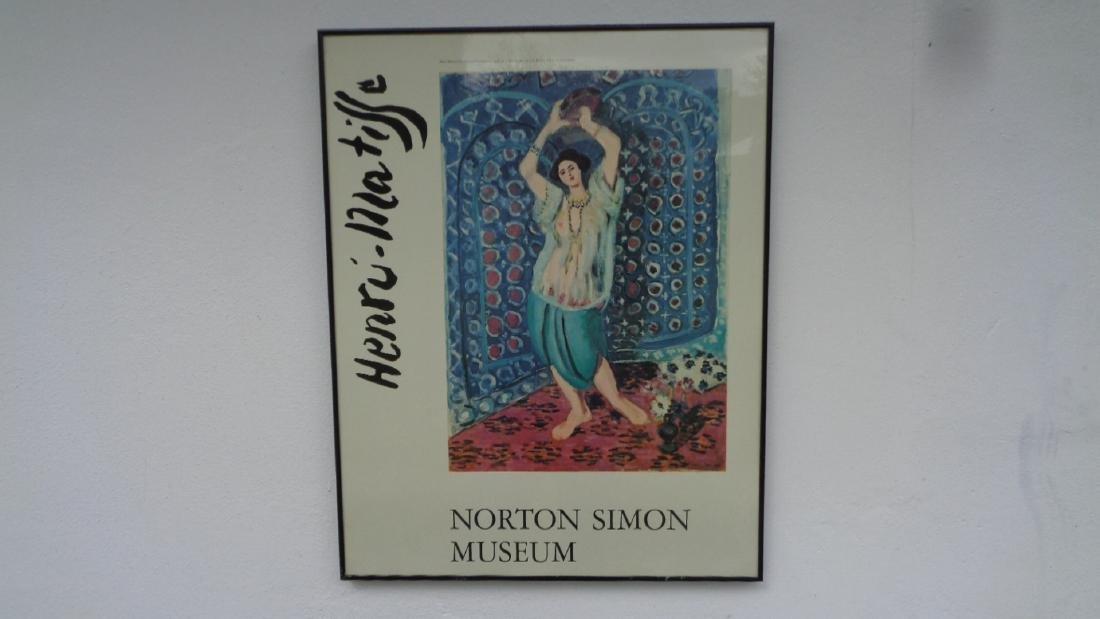 Henri Matisse Norton Simon Museum Print