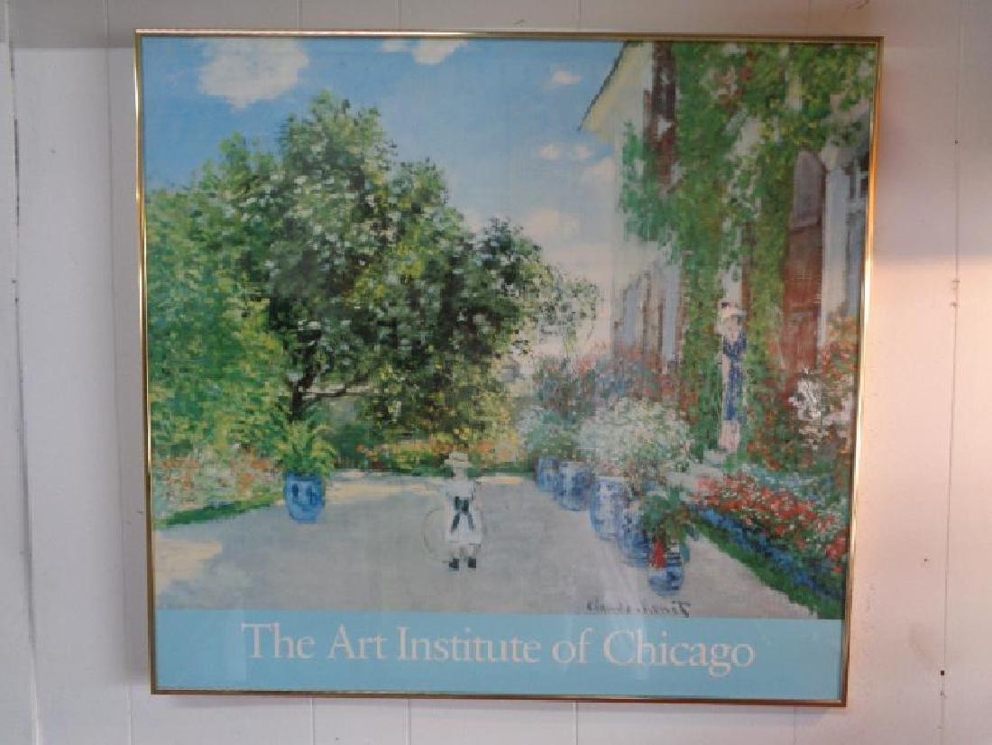 The Art Institute of Chicago Framed Print