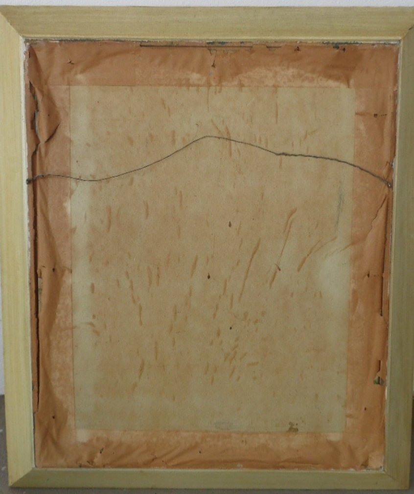 Antique Painting Signed - 8