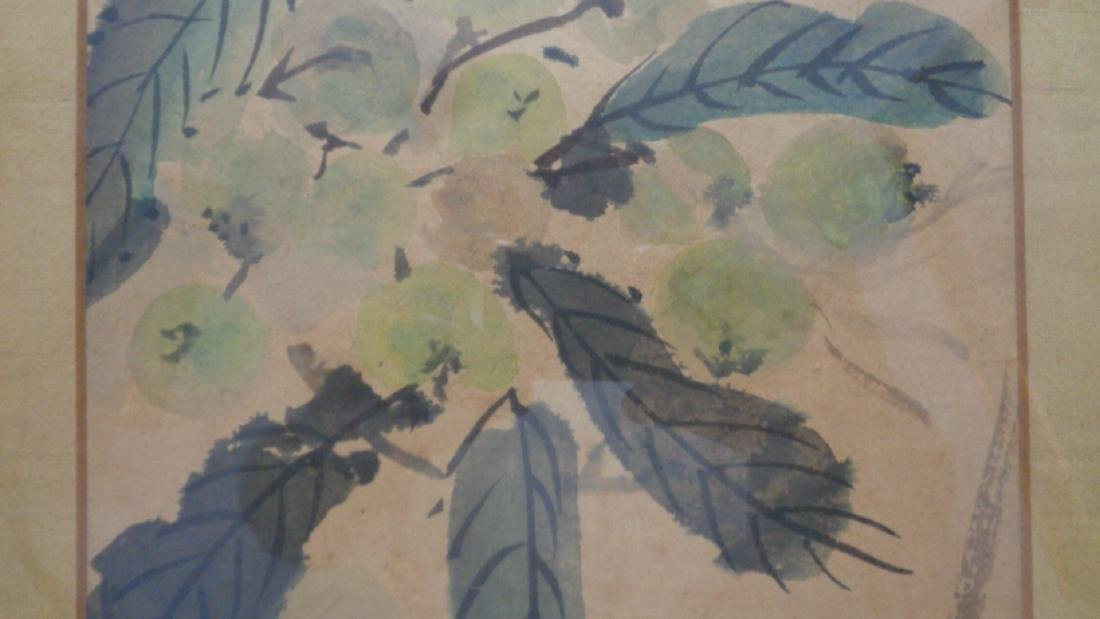 Original Antique Chinese Watercolor - Ink Painting- Han - 3