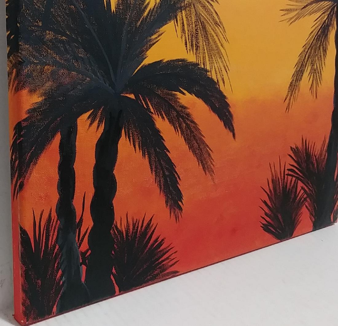 Stuart Florida Painting Landscape Painting on Canvas - 4
