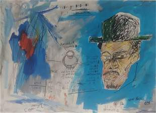 Neo Expressionist  Painting Drawing