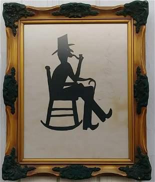 Bill Taylor Art Painting Framed Drawing