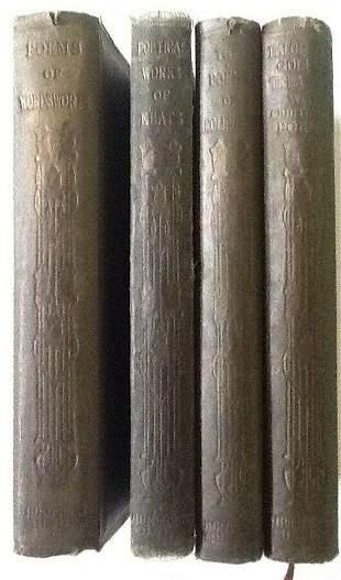 "Antique Book 4 Vols ""The World"