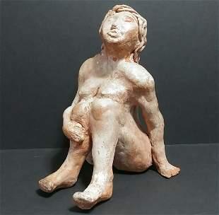 Original Lois B Herrick Abstract Biomorphic Sculptures,