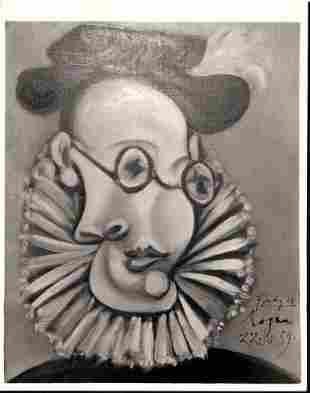 Vintage Pablo Picasso Photography Jaume Sabartés