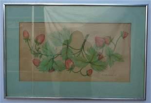 Sylvia Rosensweet 74 Signed Painting