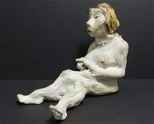 Lois B Herrick Abstract Biomorphic Sculptures