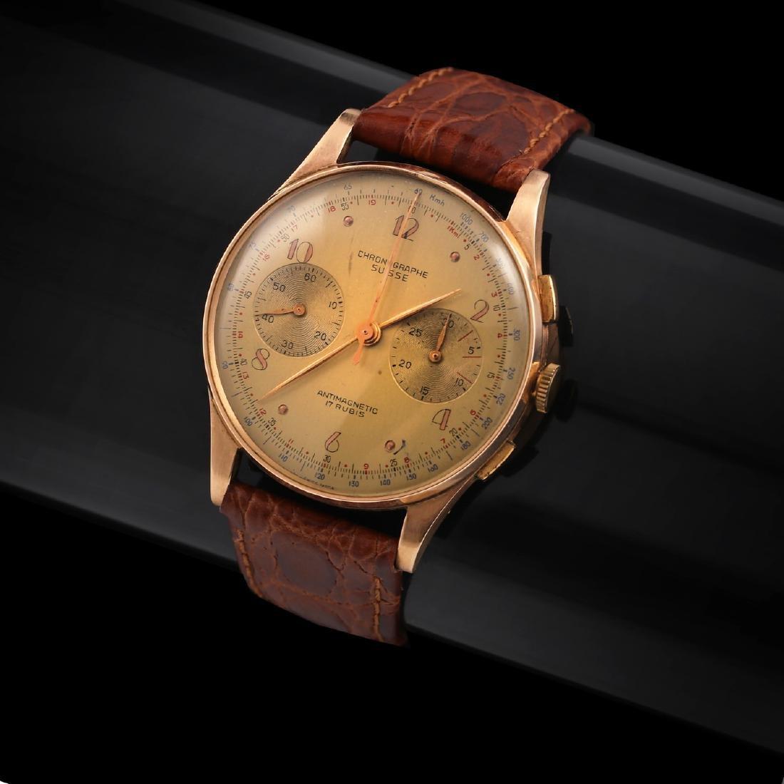 Cronographe Suisse