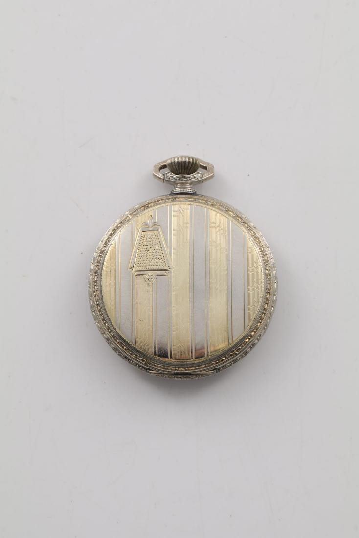 Hamilton pocket watch - 2