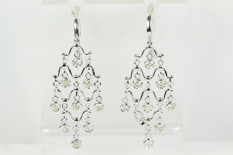 Diamond Dress Earrings