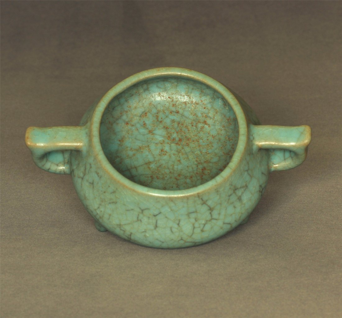 A LongQuan-Klin Censer Southern Song Dynasty. - 7