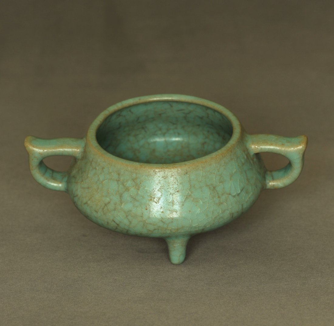 A LongQuan-Klin Censer Southern Song Dynasty. - 8