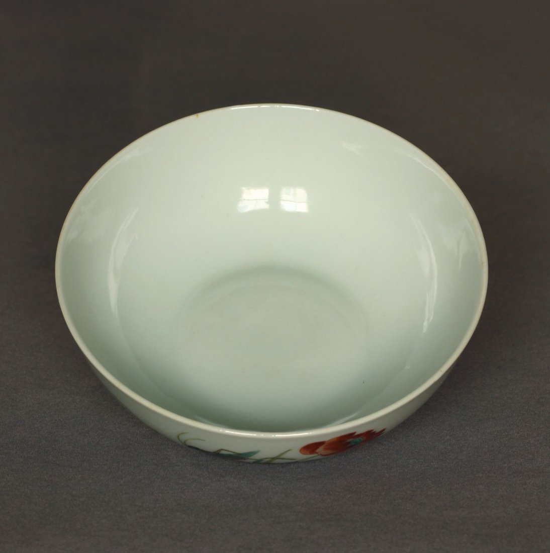 Famille rose porcelain bowl of Qing Dynasty DunMuTang - 2