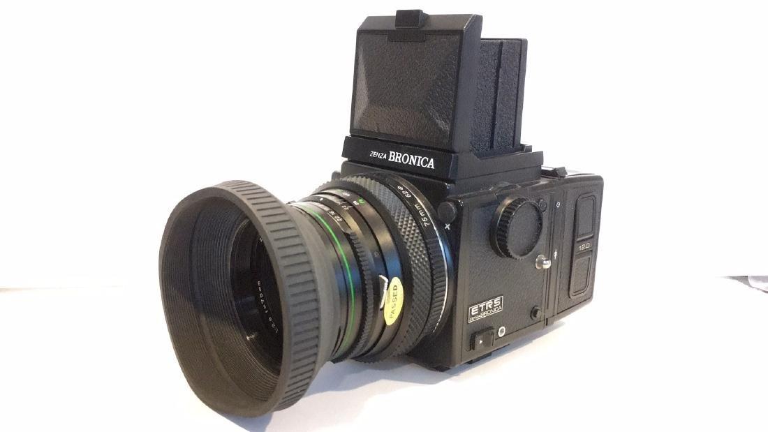 1980's Japanese Bronica 120 Camera
