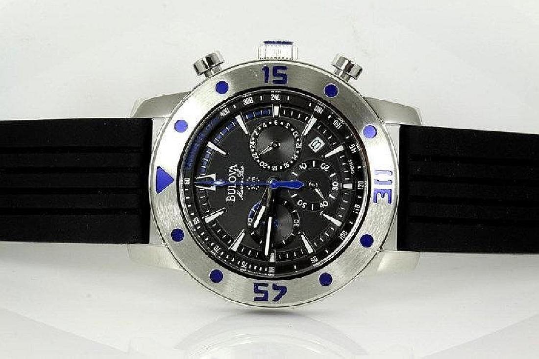 Bulova Marine Star Chronograph Mens Watch