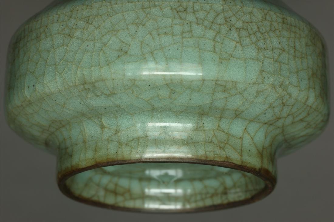 A Guan-Kiln Vase Southern Song Dynasty. - 7