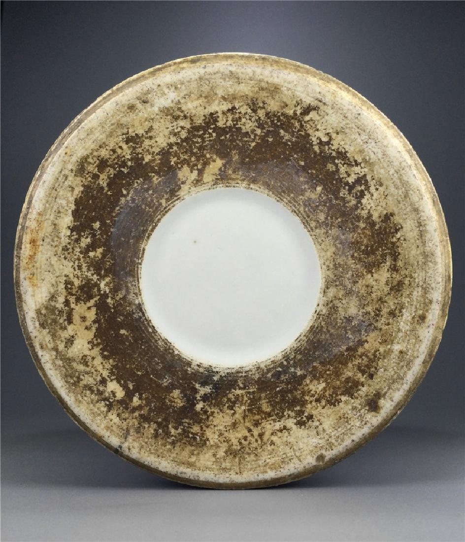 Blue and white porcelain vase of Ming Dynasty. - 6