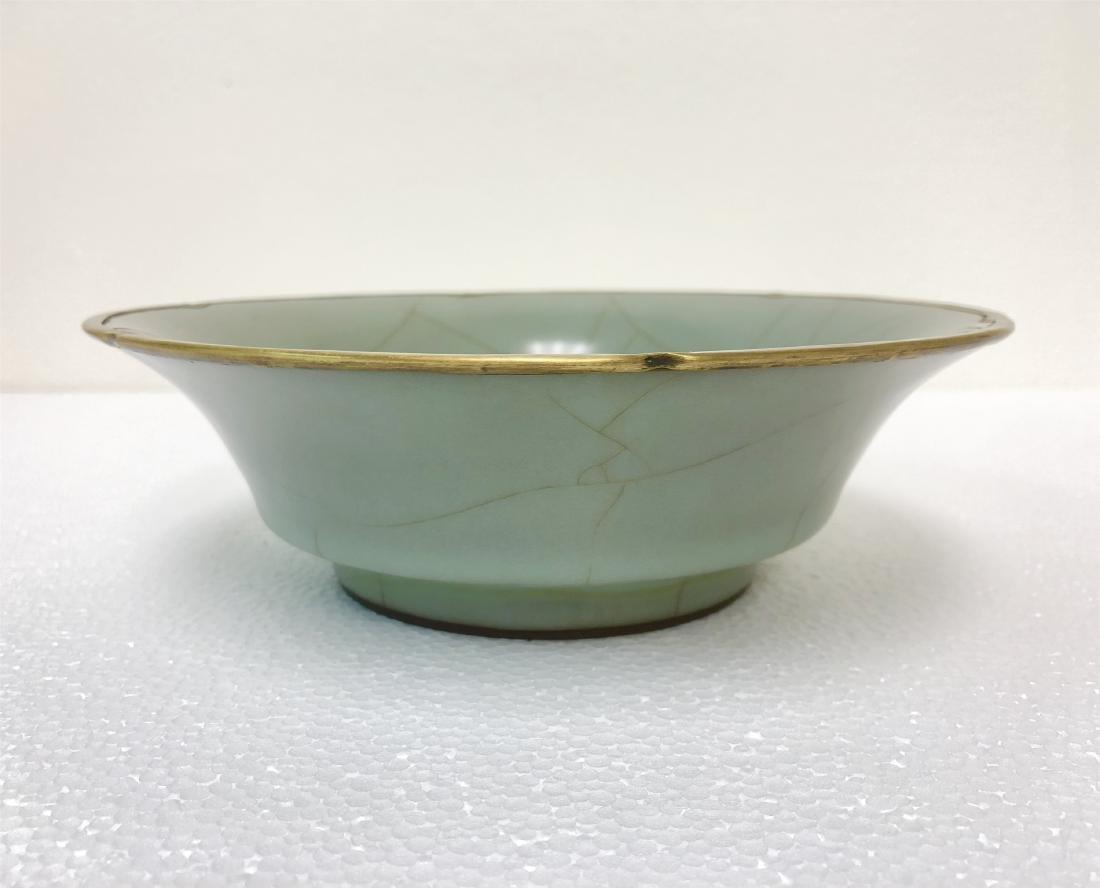 A Guan-Kiln bowl Southern Song Dynasty.