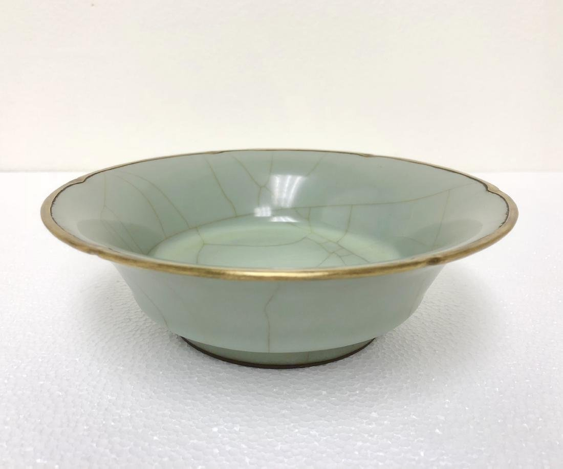 A Guan-Kiln bowl Southern Song Dynasty. - 2