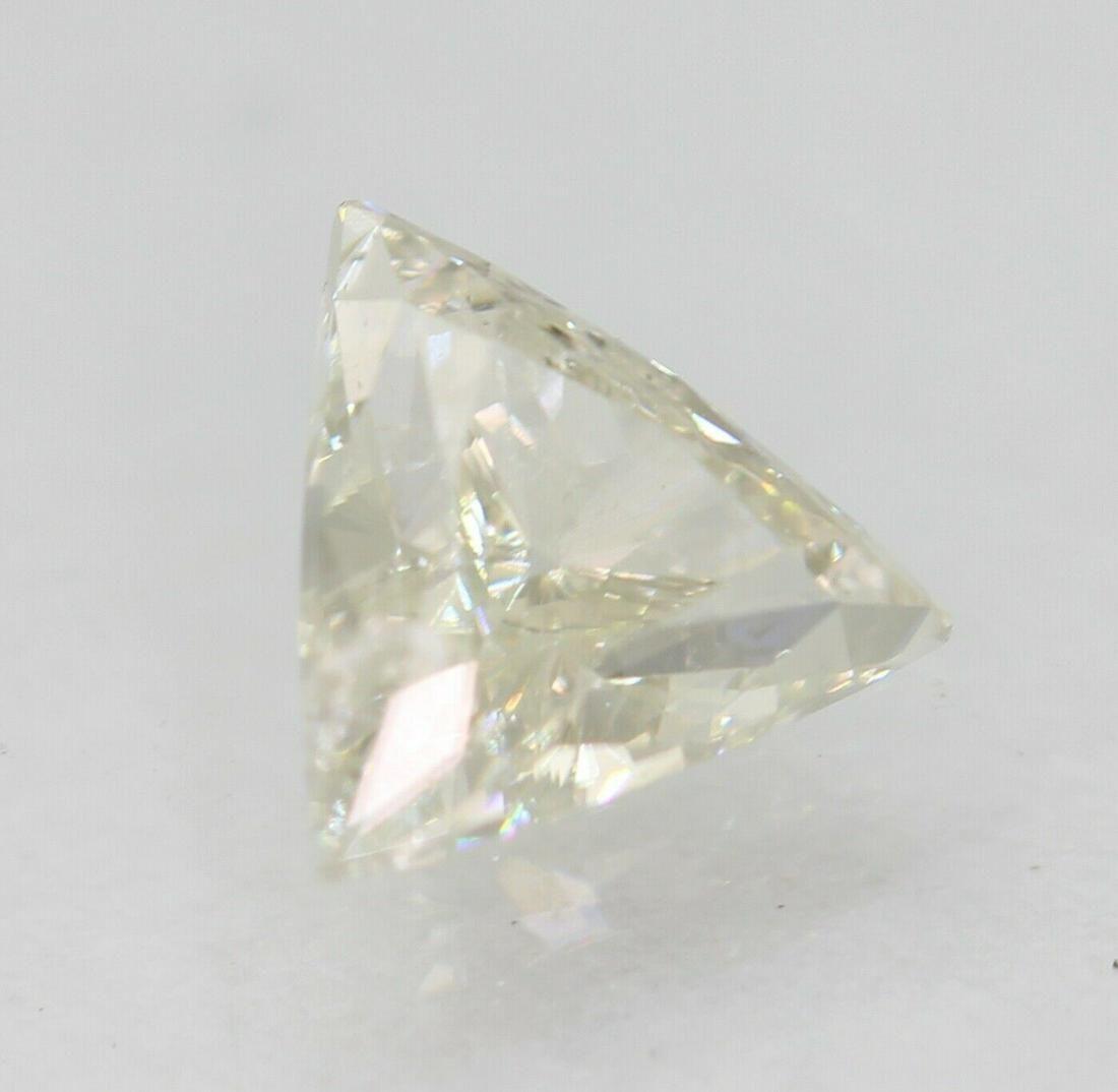 Trilliant Natural Loose Diamond.