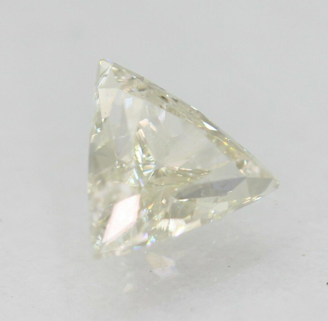 Trilliant Natural Loose Diamond.