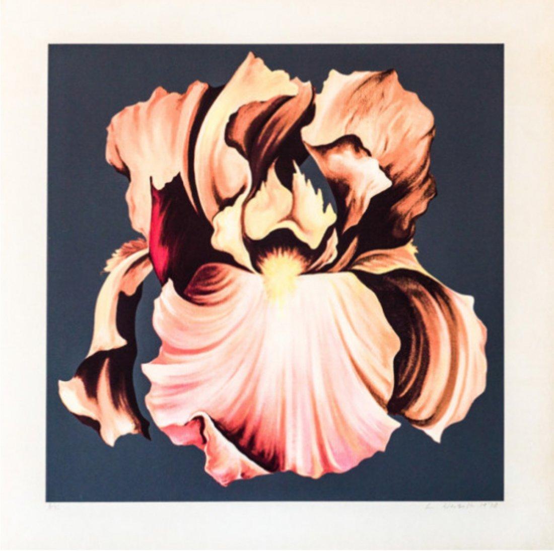 Lowell Nesbitt - Iris