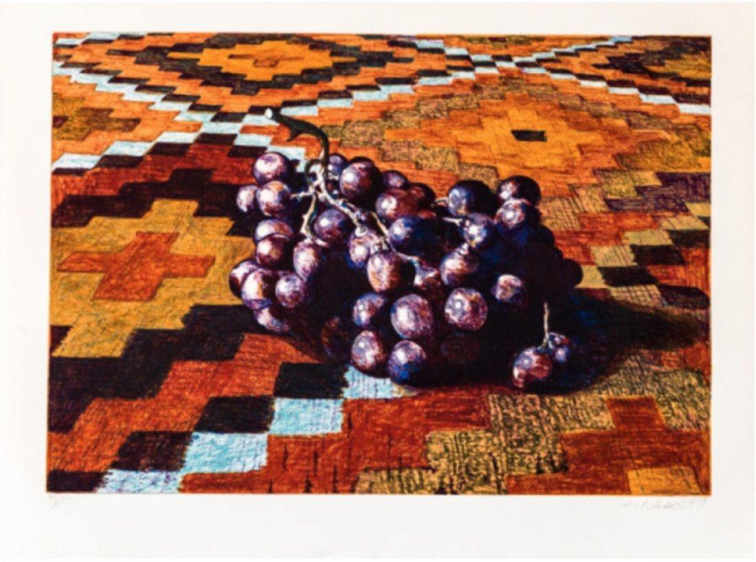 Lowell Nesbitt - Grapes