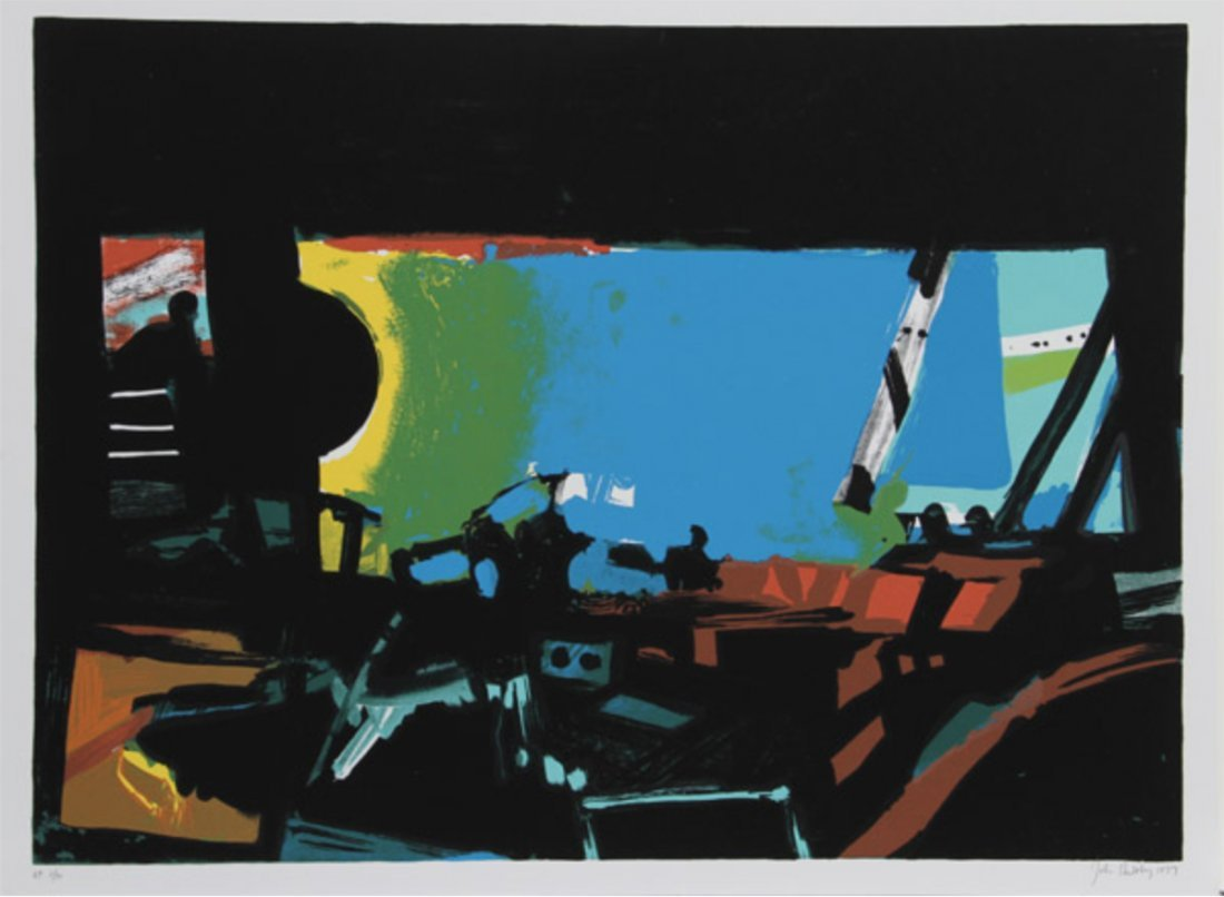 John Hultberg - Wide Window II