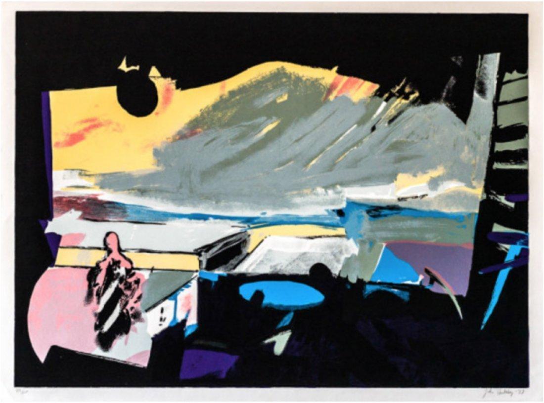 JOHN HULTBERG - Wide Window I