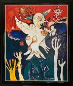 Alexandra Nechita - Release the Peace