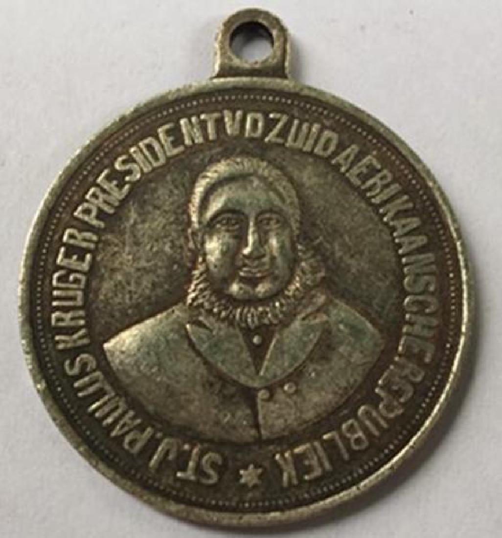 1800 South Africa Paul Kruger Commemorative Medal
