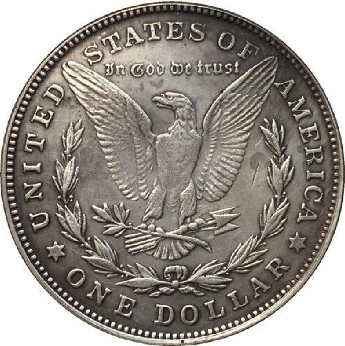 1887 USA Woman With Incense Coin - 2