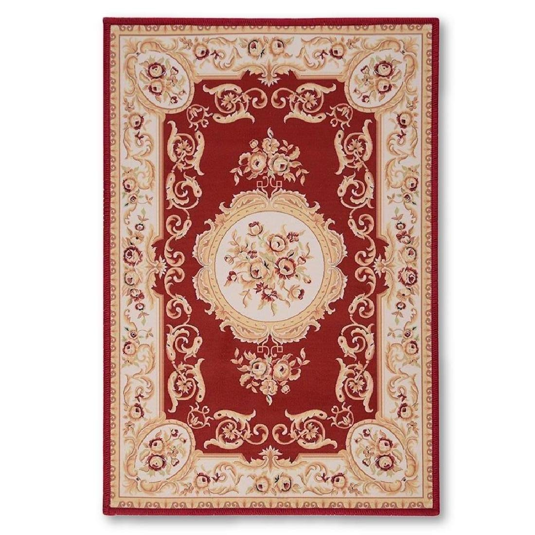"Beautiful Persian Style Rug 15"" x 23"""