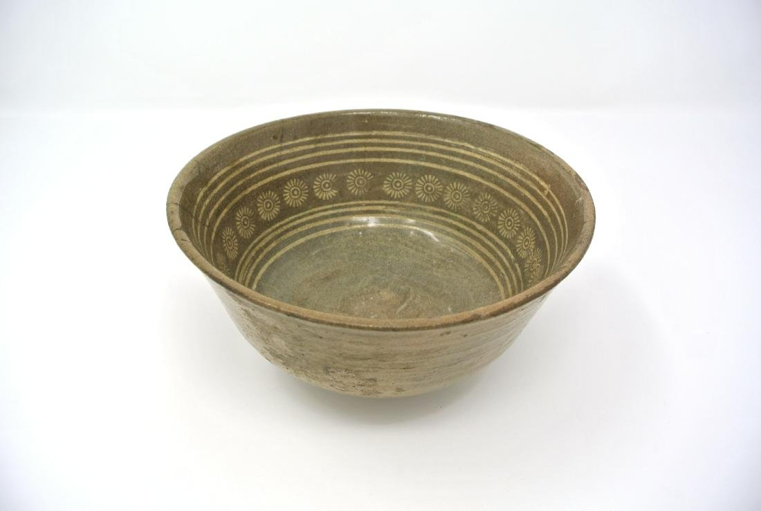 Korean Bunchung Bowl from Joseon Dynasty