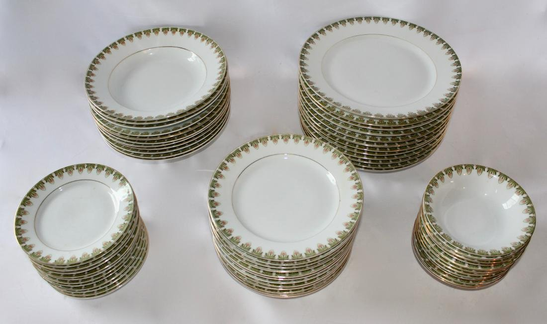 Set of Schwarzburg Dining Set