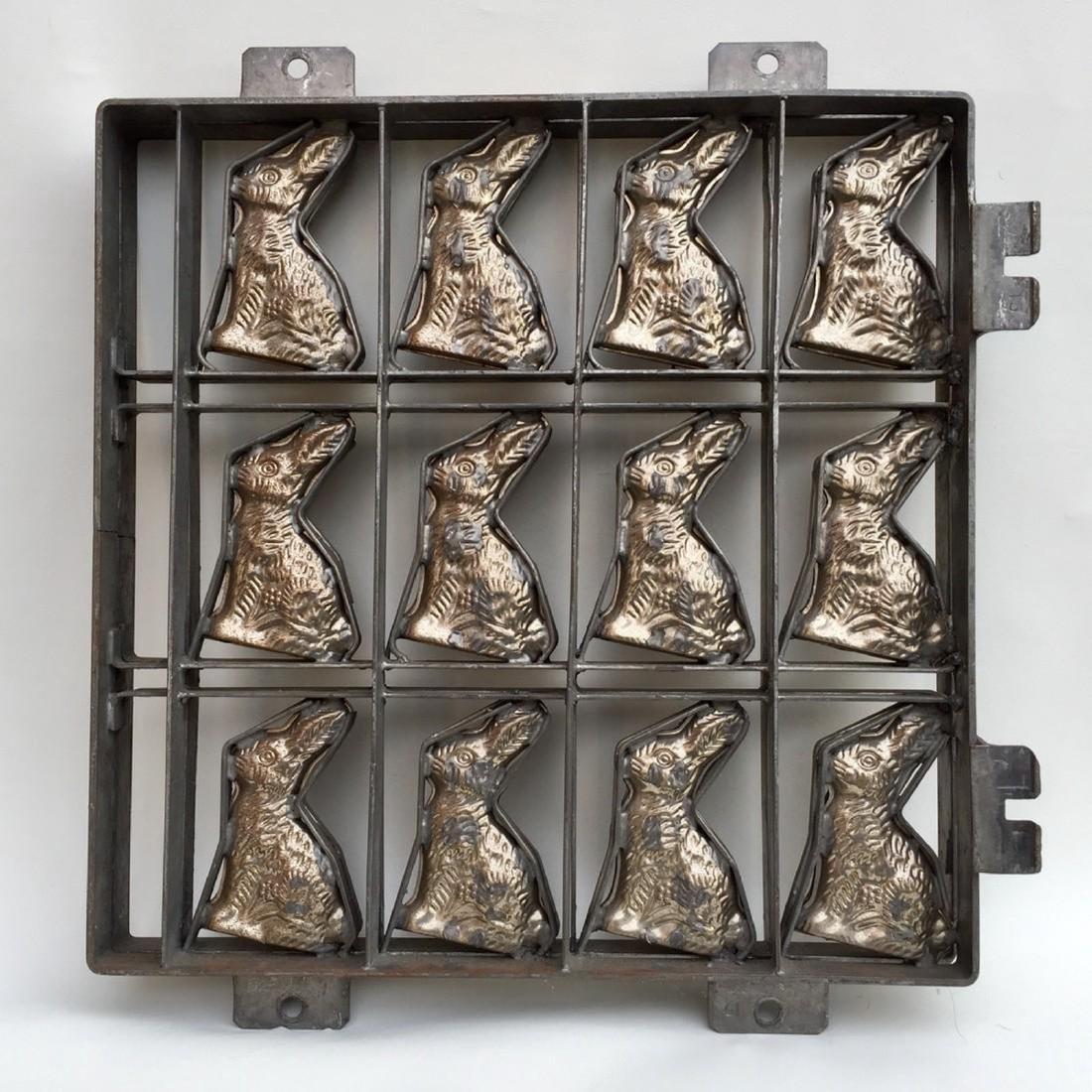 Bunny Rabbit Chocolate Mold