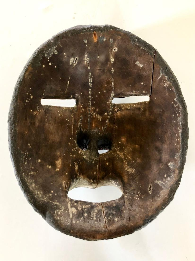 Lot of 4 African Tribal Masks - 3