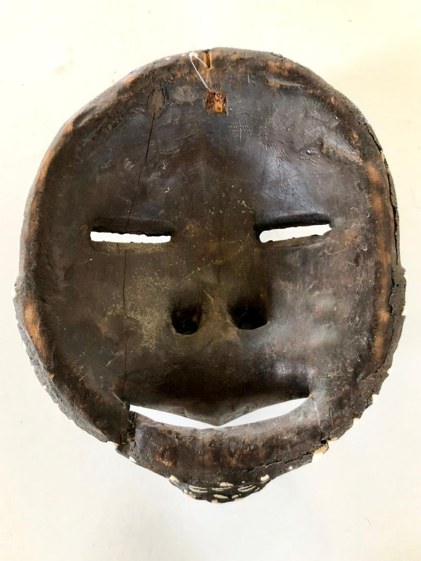 Lot of 4 African Tribal Masks - 5