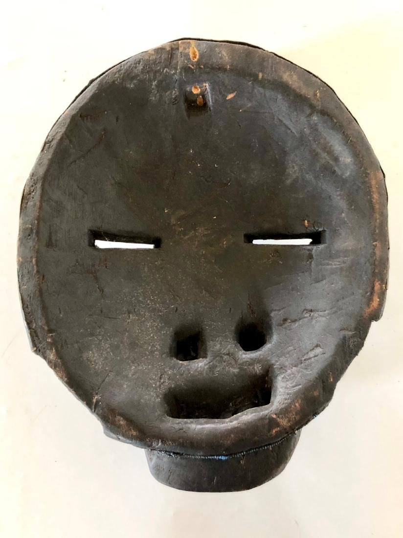 Lot of 4 African Tribal Masks - 7