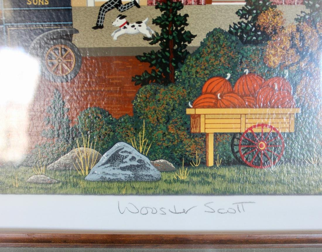 Jane Wooster Scott Hand-signed and Numbered Limited - 2