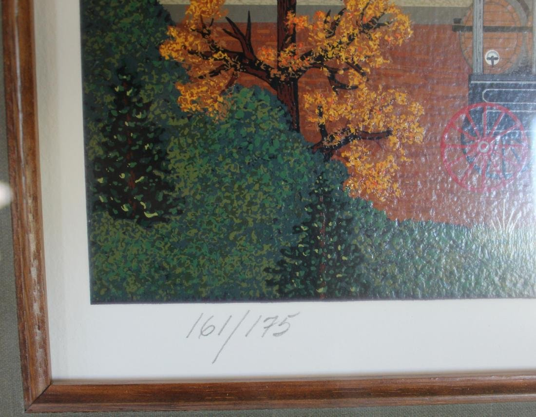 Jane Wooster Scott Hand-signed and Numbered Limited - 3