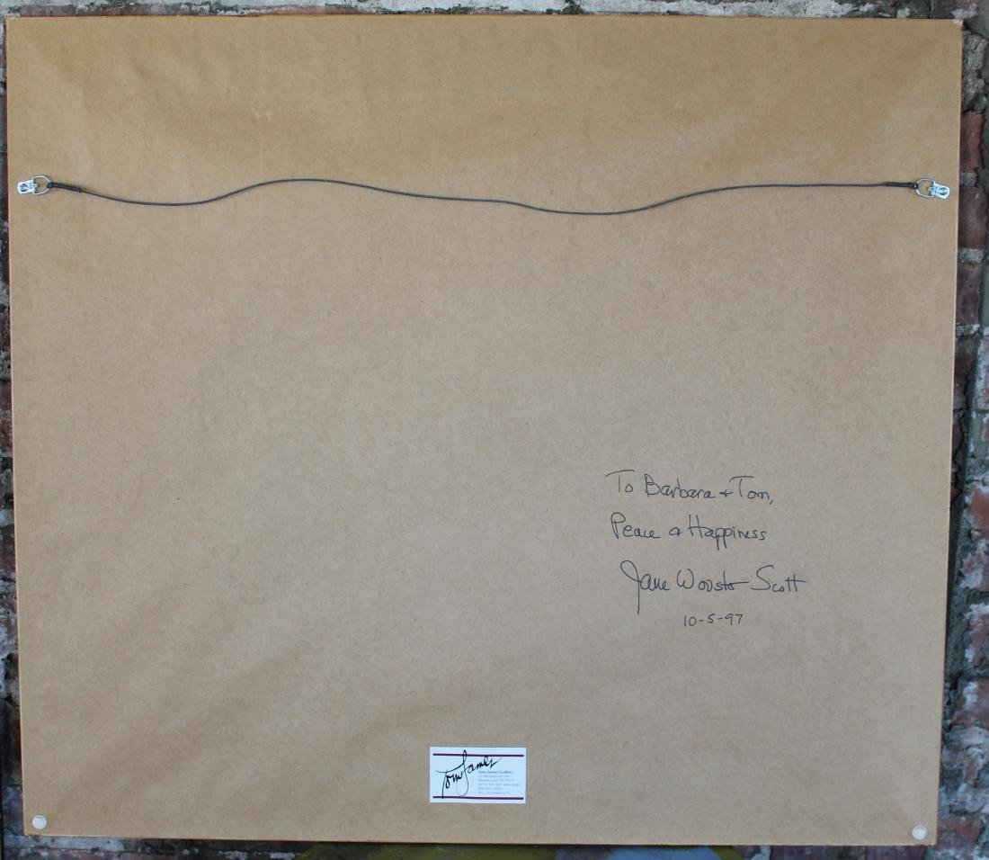 Jane Wooster Scott Hand-signed and Numbered Limited - 4