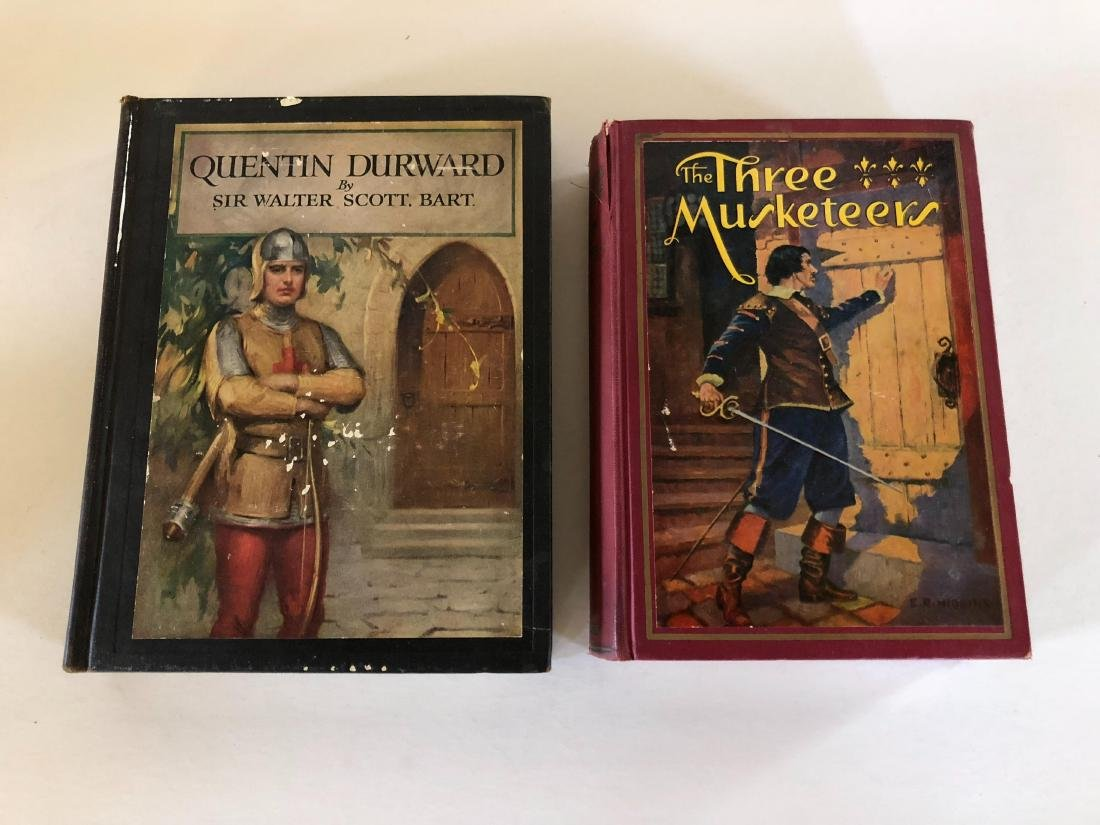 Lot of 2 Books