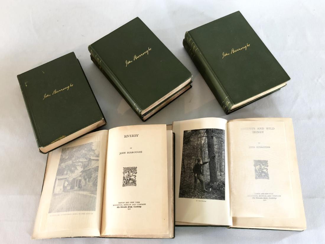 The Writings of John Burroughs: 7 Volumes