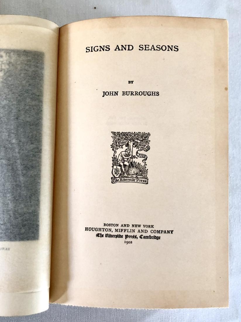 The Writings of John Burroughs: 7 Volumes - 2