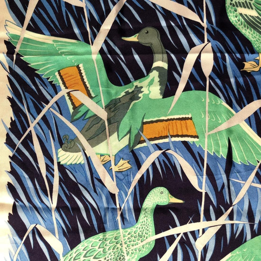 Rare HERMES 1973 Cols Verts by Christiane Vauzelles - 3